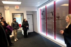 Future Institute tour at the Richard Wolf Medical Instruments Corporation 3-5-2019