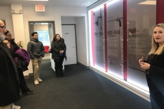 Future Institute tour at the Richard Wolf Medical Instruments Corporation March 5 2019