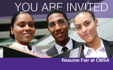 resume fair image